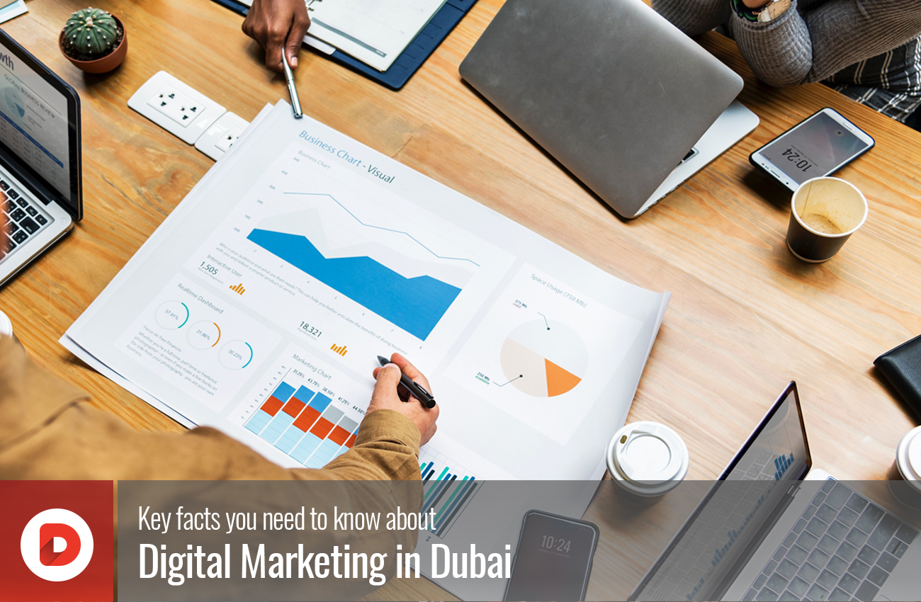 Key facts you need to know about Digital Marketing in Dubai