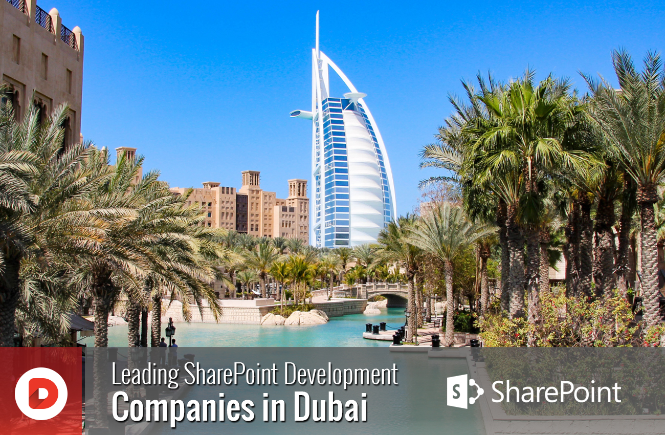 Leading SharePoint development companies in Dubai