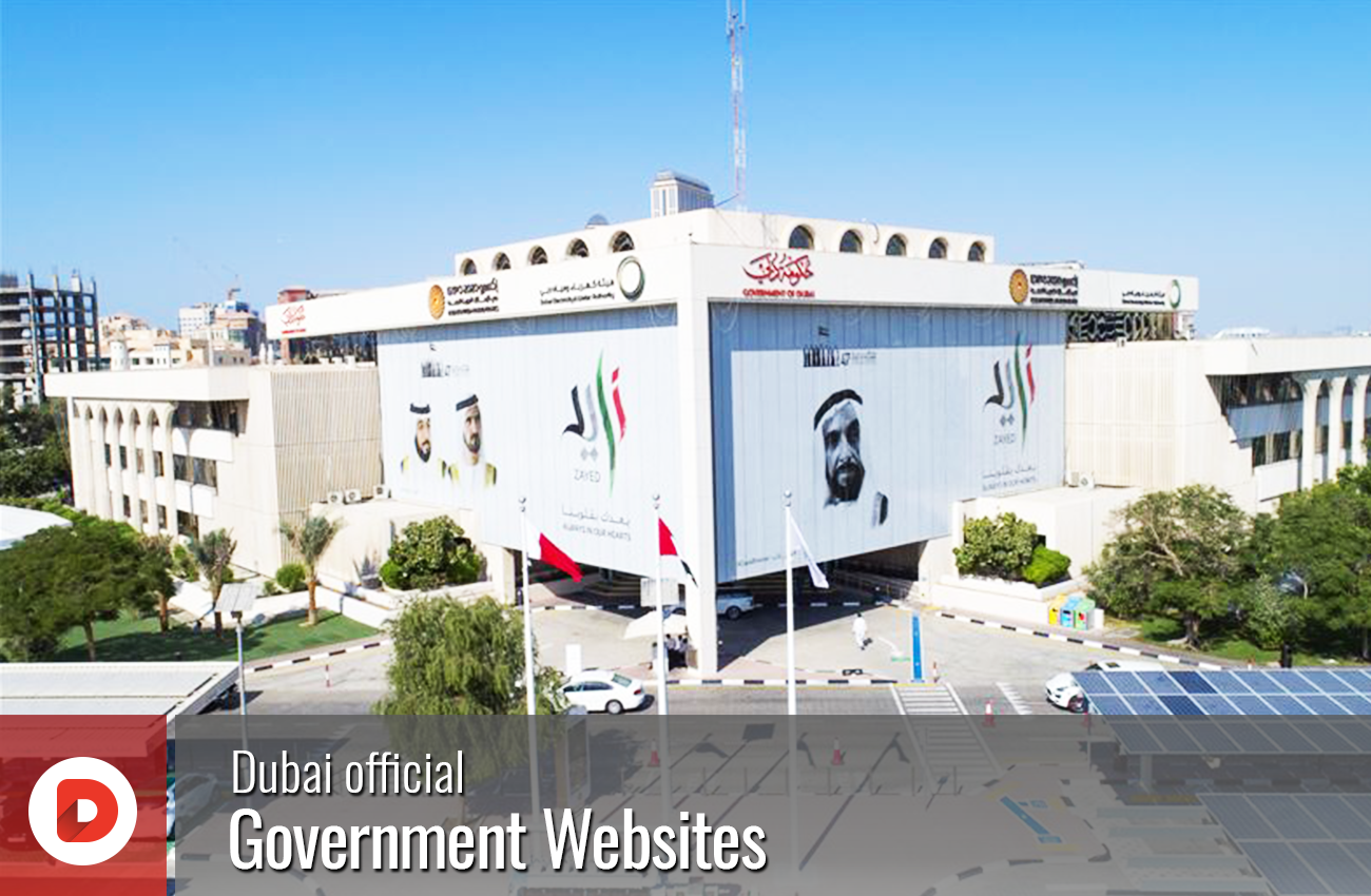 Dubai official website