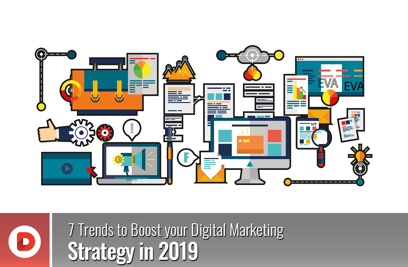 trends to boost digital marketing strategy in 2019